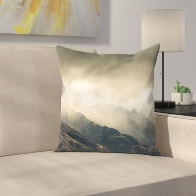 Luke Gram Wanaka New Zealand Throw Pillow Size: 14 x 14