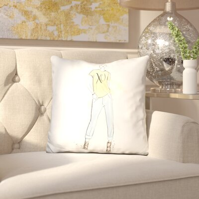 Minda the Colette Throw Pillow