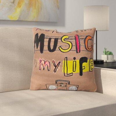 Music Size: 18 H x 18 W