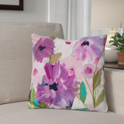 Gerner Blossoming Throw Pillow