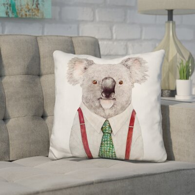 Hesperus Koala Throw Pillow