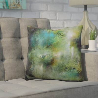 Hodder Through the Forest Throw Pillow