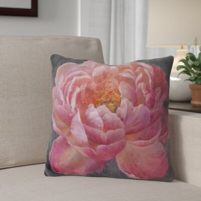 Girton Vivid Floral Throw Pillow