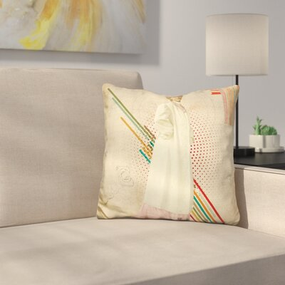 Je TAime Throw Pillow