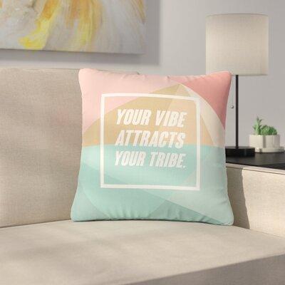 Juan Paolo Nisha Outdoor Throw Pillow Size: 18 H x 18 W x 5 D
