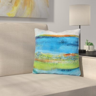 Yasin Ridge Escape Throw Pillow