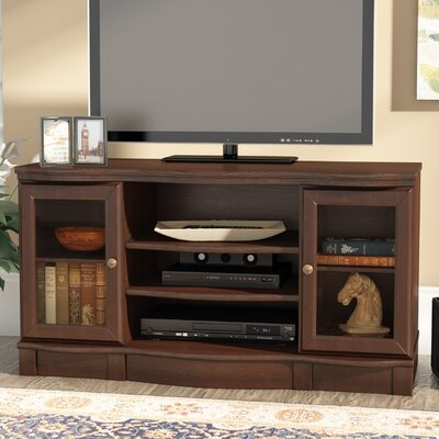 Bristol Woods 47 TV Stand Color: Euro Oak