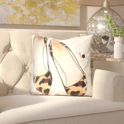 Blanchard Wild Thing Throw Pillow