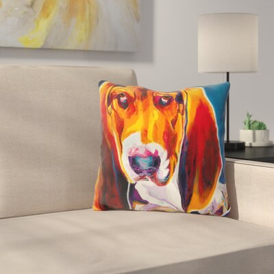 Ears Throw Pillow