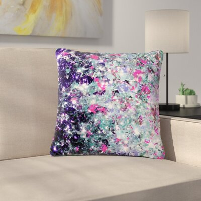 Ebi Emporium In Perpetuity Painting Outdoor Throw Pillow Size: 18 H x 18 W x 5 D