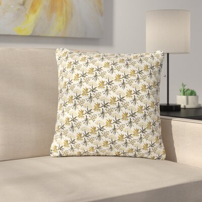 Pom Graphic Design Apothecary Outdoor Throw Pillow Size: 16 H x 16 W x 5 D