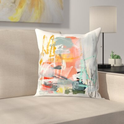 Olimpia Piccoli Sushi Baby Throw Pillow Size: 18 x 18