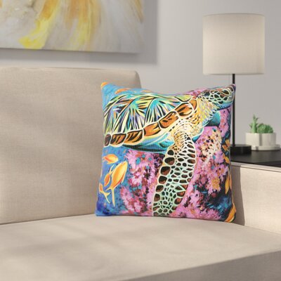 Cruising Along II Throw Pillow