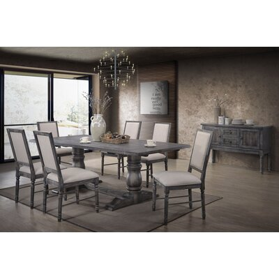 Ahrens 7 Piece Dining Set
