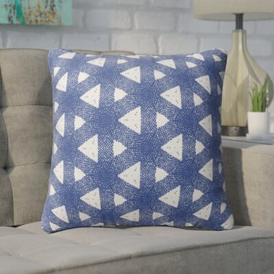 Hardin Indoor/Outdoor Throw Pillow Size: 16 H x 16 W x 6 D