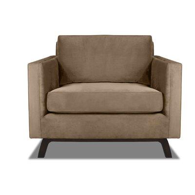 Prospect Armchair Upholstery: Latte