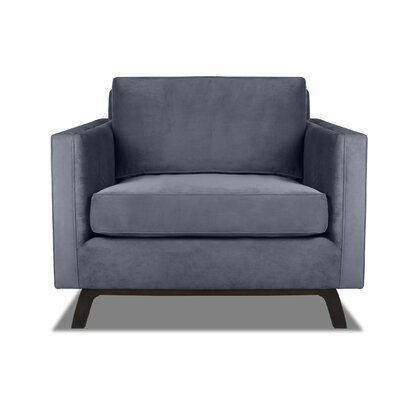 Prospect Armchair Upholstery: Pewter