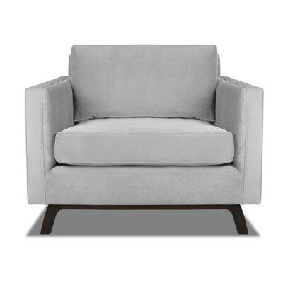 Prospect Armchair Upholstery: Smoke
