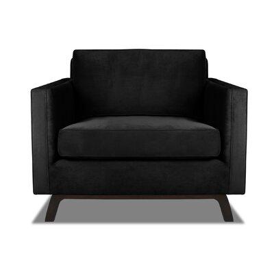 Prospect Armchair Upholstery: Black