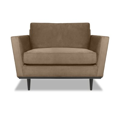 Provincial Armchair Upholstery: Latte