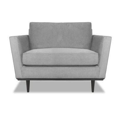 Provincial Armchair Upholstery: Smoke
