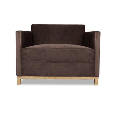 Kuhn Armchair Upholstery: Espresso
