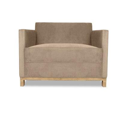 Kuhn Armchair Upholstery: Latte
