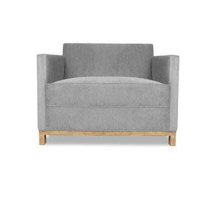 Kuhn Armchair Upholstery: Smoke