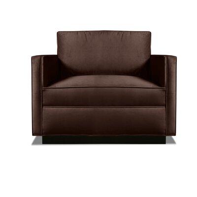 Pueblo Armchair Upholstery: Espresso