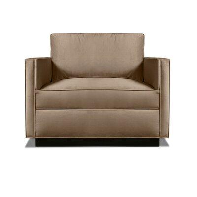 Pueblo Armchair Upholstery: Latte