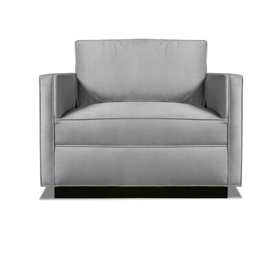 Pueblo Armchair Upholstery: Smoke