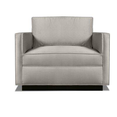 Pueblo Armchair Upholstery: Pearl