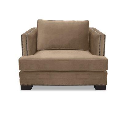 Lecroy Armchair Upholstery: Latte