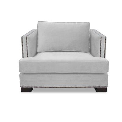 Lecroy Armchair Upholstery: Smoke