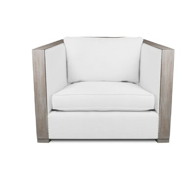 Lecuyer Armchair Upholstery: White