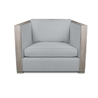 Lecuyer Armchair Upholstery: Gray