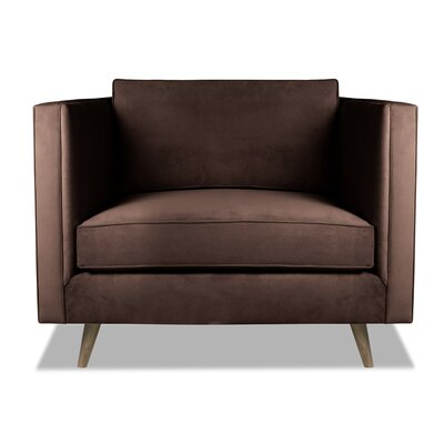 Pullman Armchair Upholstery: Espresso
