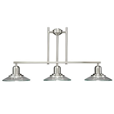 Omalley 3-Light Kitchen Island Pendant