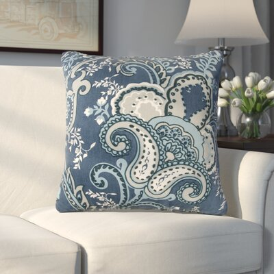 Chafin 100% Cotton Throw Pillow