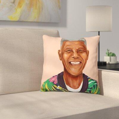 Amandella Throw Pillow