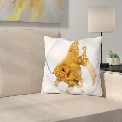 Marcantel a Breath of Fresh Air Throw Pillow
