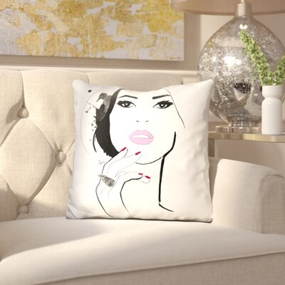 Emilie Joanna Throw Pillow