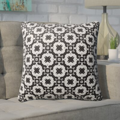 Mcgrath Indoor/Outdoor Throw Pillow Size: 18 H x 18 W x 6 D
