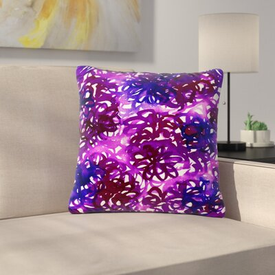 Ebi Emporium Tangled up 1 Outdoor Throw Pillow Size: 18 H x 18 W x 5 D