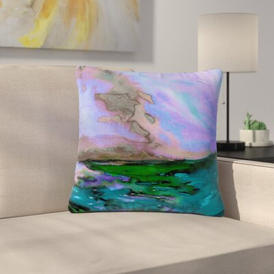Ebi Emporium Elevated 3 Outdoor Throw Pillow Size: 16 H x 16 W x 5 D
