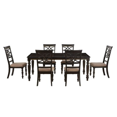 Digregorio 7 Piece Dining Set