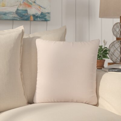 Dugan Soft Suede Throw Pillows Color: Peach