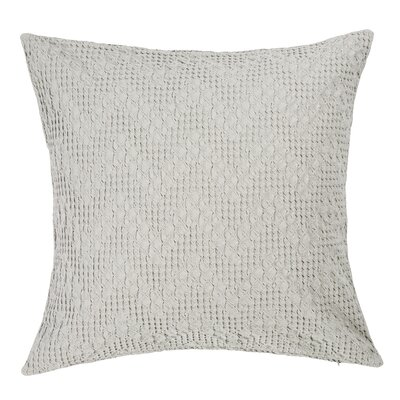 Overby Sham Color: Silver
