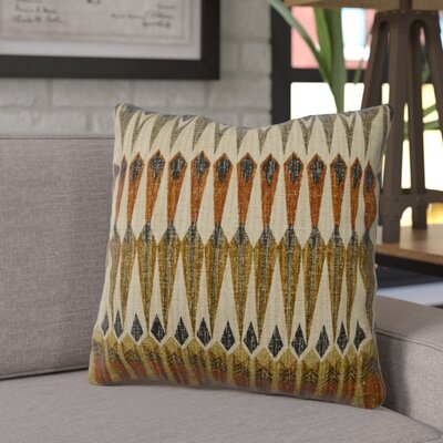 Costas Throw Pillow Color: Birch
