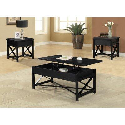 Houlihan 3 Piece Coffee Table Set